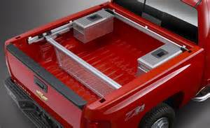 Chevy Cargo Management System Toolbox Car And Driver