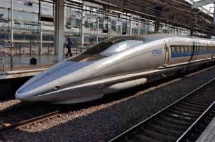 japan to offer bullet train technology to taiwan report