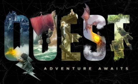 the quest a composition adventure for nearly all instruments composition adventures volume 1 books delivered quest loot crate april 2016