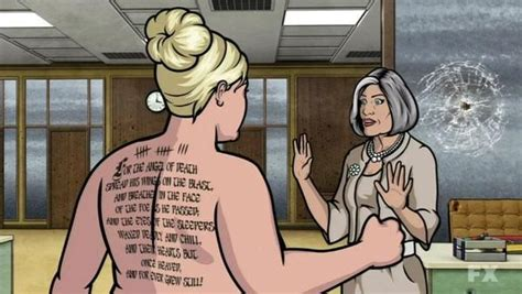 Are Pam And Back On by Pam From Archer Quotes Quotesgram