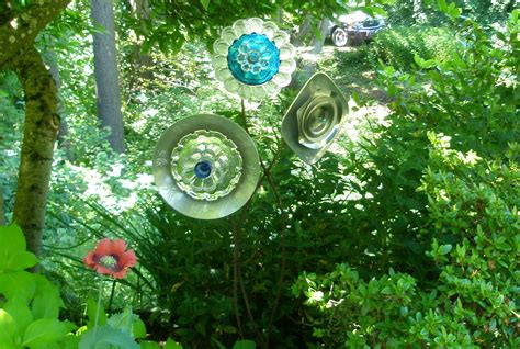 backyard art garden art beth evans ramos blog