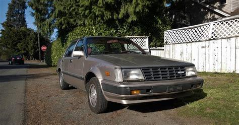 nissan stanza seattle s parked cars 1985 nissan stanza sedan