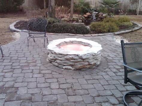 slate firepit slate firepit 33 inch pit table by uniflame slate tile