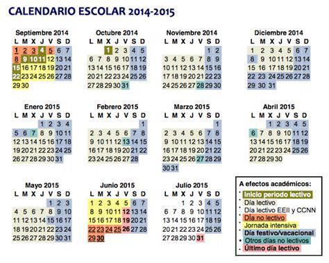 Calendario Escolar 2014 Usa Calendario Escolar 2014 Imagui