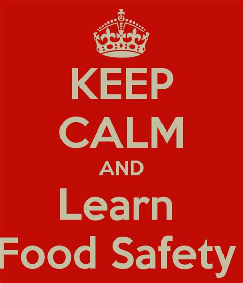 Keep Your Cing Food Cool by Keep Calm And Learn Food Safety Food Safety