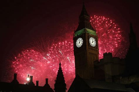 new year celebrations uk 2015 happy new year britain ushers in 2015 with stunning