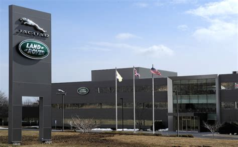 land rover headquarters jaguar land rover rolls out 30m hq in nj