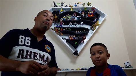 estante superman estante superman superman bookshelf youtube