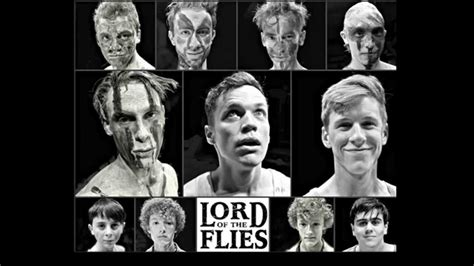3 major themes in lord of the flies lord of the flies human nature thesis lord of the flies