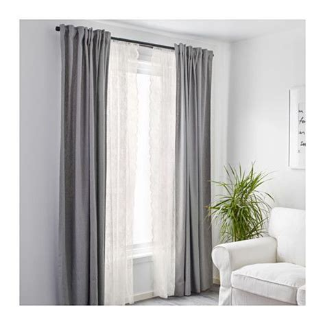 ikea gardinen 25 best ideas about ikea curtains on office