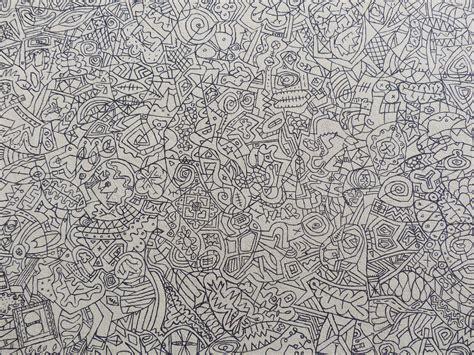 Textile Design by Gambar Lantai Pola Renda Bahan Karya Seni Lukisan