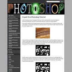 liquid layout photoshop photoshop things entertainment pearltrees
