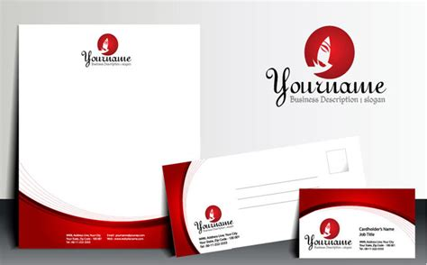 office stationery design templates office stationery package logo template logo templates