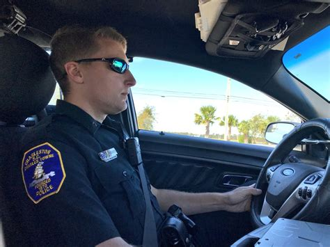 charleston police department increases traffic enforcement division