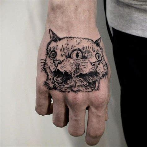 cat tattoo line work great cat pictures tattooimages biz