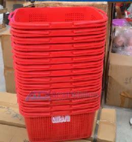 Keranjang Belanja Plastik rak minimarket murah rak toko langsung pabrik pt adi solusi ritel