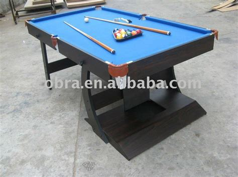 small pool table size kbl 08a11 small size folding pool table with sets