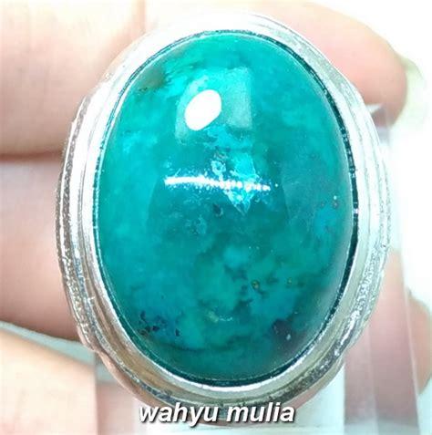 Batu Cincin Ukuran Besar batu cincin akik bacan besar asli kode 940 wahyu mulia