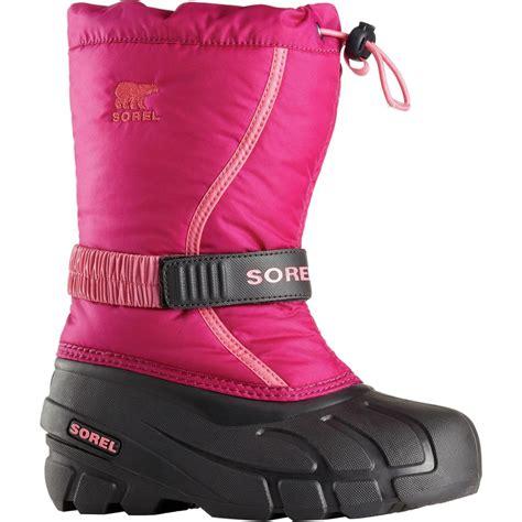 sorel toddler boots sorel flurry boot toddler backcountry
