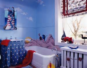 lighthouse bathroom ideas lighthouse bathroom d 233 cor for the bravest experimentors