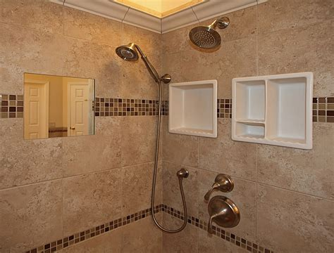 shower tile to ceiling with crown molding www energywarden net
