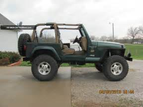 2000 lifted jeep wrangler