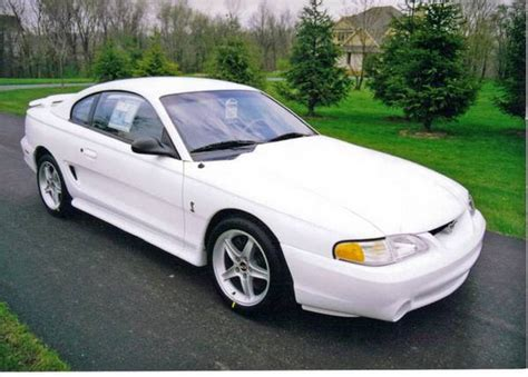 Find In Chicago Craigslist Find Low Mileage 1995 Mustang Cobra R In Chicago Fordmuscle