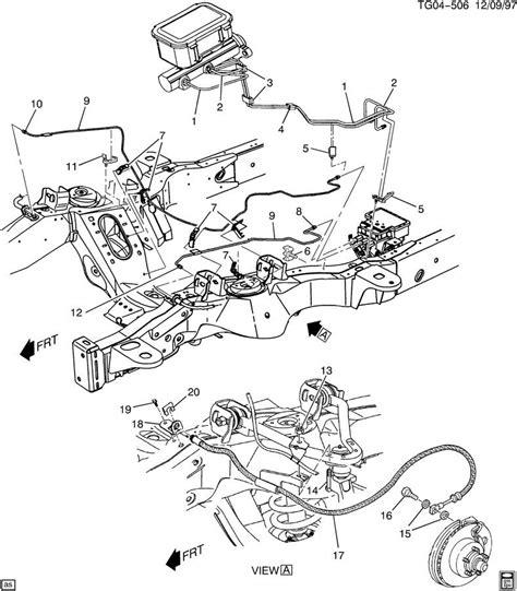 free download parts manuals 1997 gmc savana 2500 spare parts catalogs service manual 2012 gmc savana diagram showing brake line 1997 chevrolet cavalier rear brake