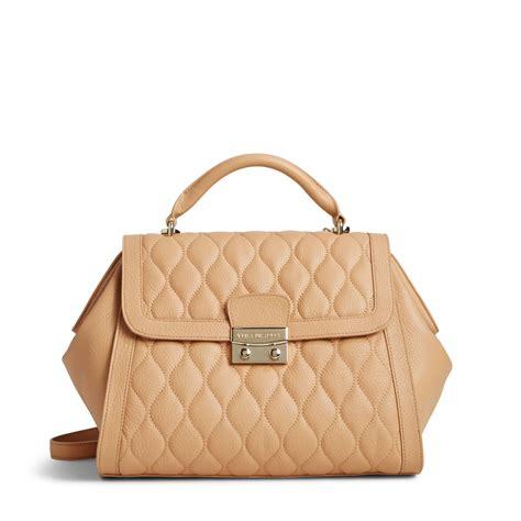 Vera Bradley Quilted Handbags by Vera Bradley Quilted Leather Stella Satchel Bag