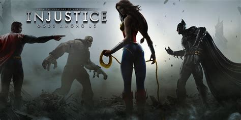 injustice gods among us 1401268838 injustice gods among us wii u games nintendo