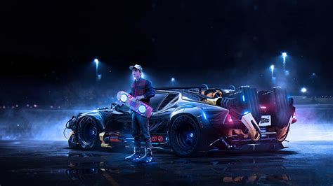 flux capacitor hd wallpaper back to the future concept wallpapers hd wallpapers