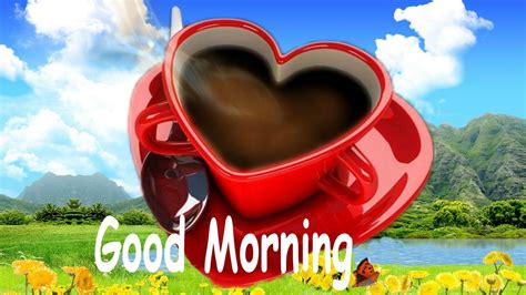 Love Good Morning Images HD Wallpaper of Greeting