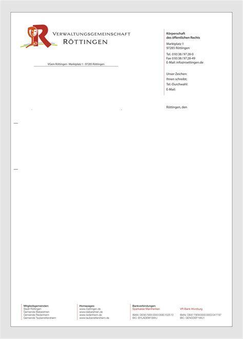 Schweiz Brief Absender Briefkopf F 252 R Verwaltung Im Taubertal 187 Gesch 228 Ftspapiere