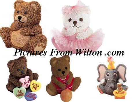 Wilton Retired Vintage 3 D Stand Up Cuddly and 50 similar