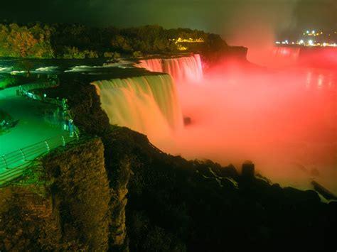 niagara falls at night a must visit places niagara falls by night azee