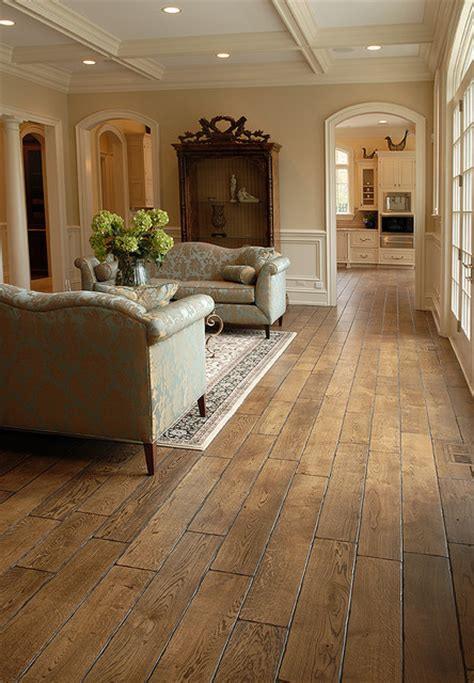 Signature Flooring by Residences Traditional Hardwood Flooring