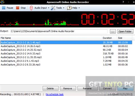 power mp3 cutter free download for pc apowersoft streaming audio recorder free download