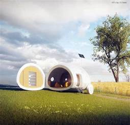 Garden Sheds The Solar And Wind Powered Ecocapsule Has All You Need For