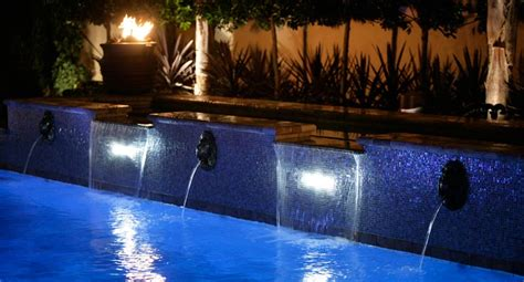 Underwater Lights For Pool by Pool Lights Orlando Pool Lighting Inground Swimming