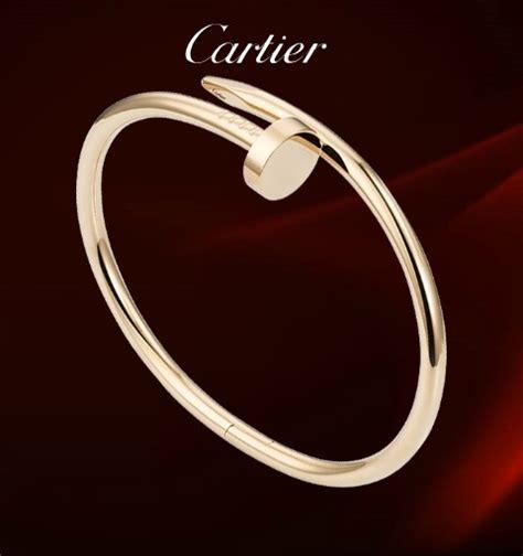 white gold bracelets cartier bracelet that looks like a nail