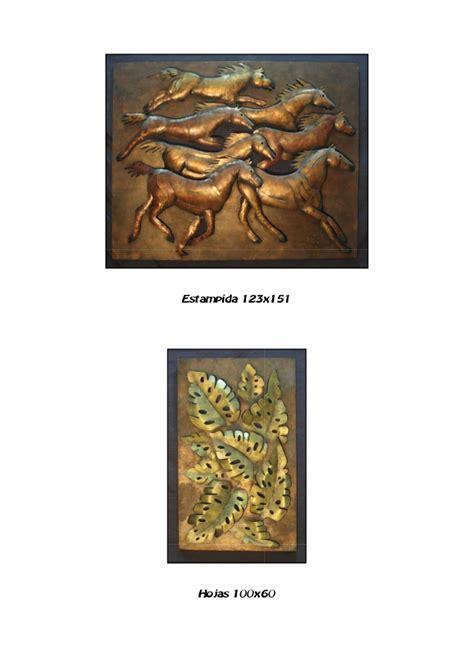arte casa catalogo catalogo arte en metal casa de co arte y dise 241 o