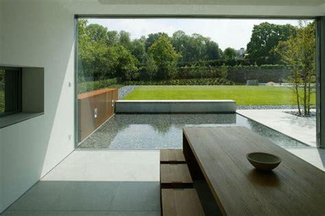 minimalismus im garten 51 ideen f 252 r moderne