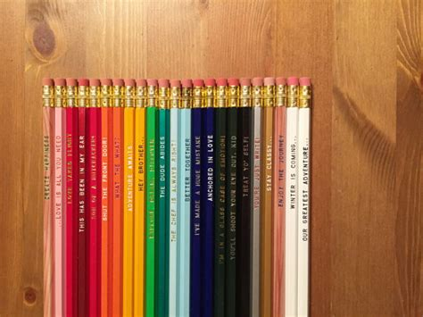 Gift Pack Pencil sale a pencil 12 pack pencil gift set by earmark