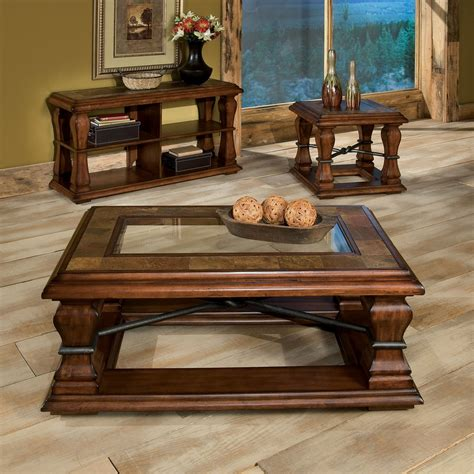 Gallery Of Brilliant Living Room Coffee End Table Living Room End Table Sets