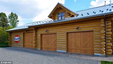 Rv Garage With Living Space Steve Mcqueen S 500 Acre Idaho Ranch Goes On Sale For 7