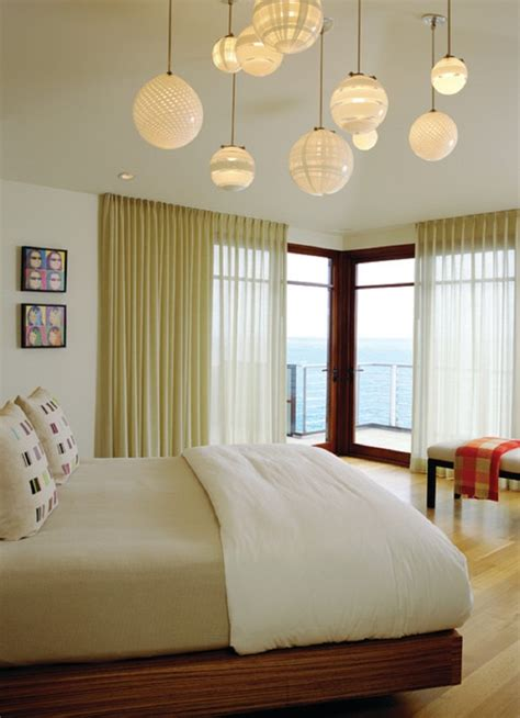 Cute Ceiling Decoration With Plug In Light Ideas For Bedroom Lighting Design Ideas