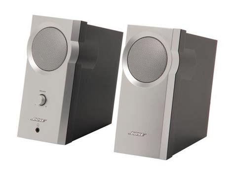 Speaker Bose Companion 2 bose 174 companion 174 2 series i multimedia speaker system