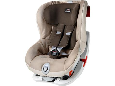 britax roemer king ii ats child car seat review