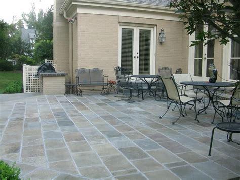 Inexpensive outdoor flooring ideas, diy interlocking slate