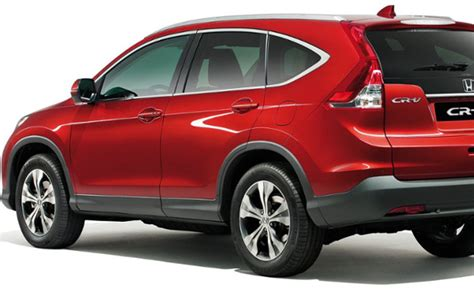 Honda Cr V Mileage by Honda Cr V Price In India Mileage Specifications Review